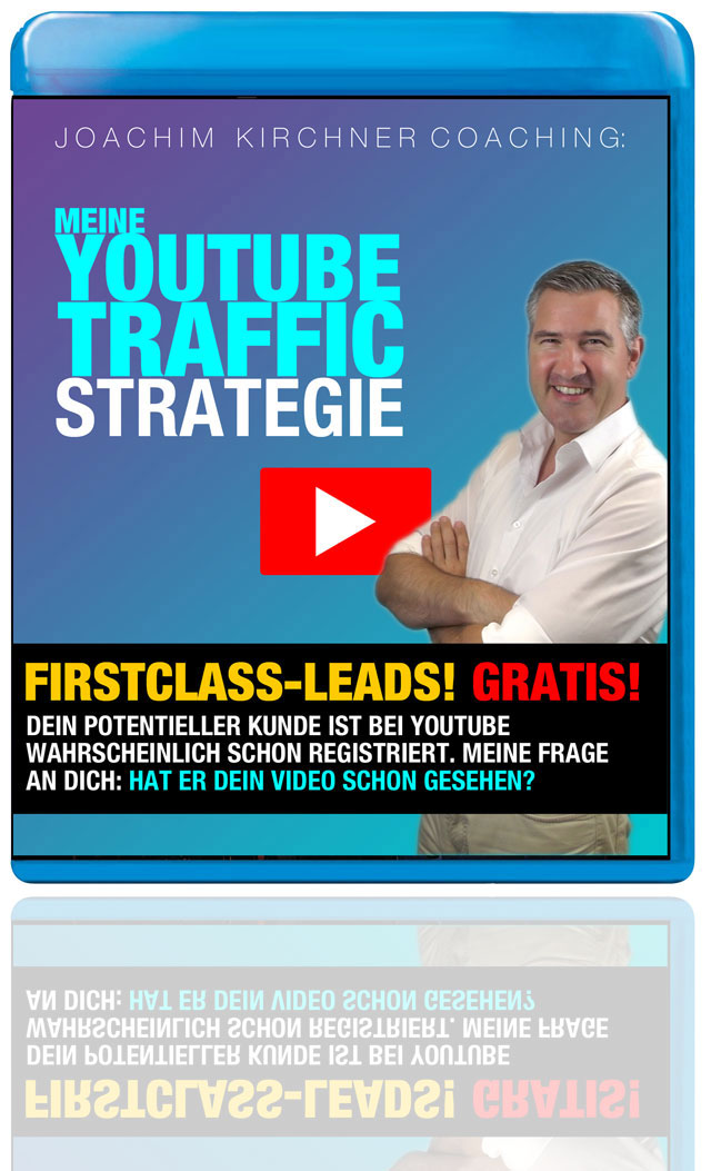 Meine YouTube Traffic-Strategie
